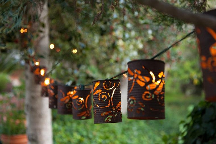 Lampade per giardino fai da te come arredare il giardino idee fai