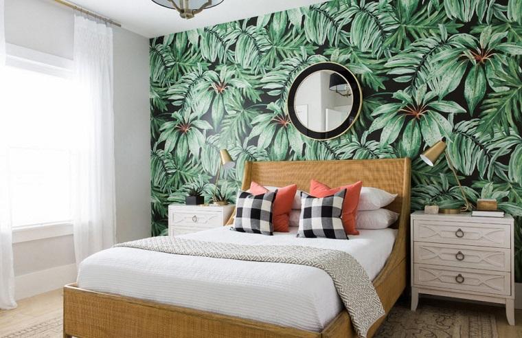 Pareti stanza da letto consigli sulle tonalit e le tendenze del momento - Decorazioni camera da letto ...