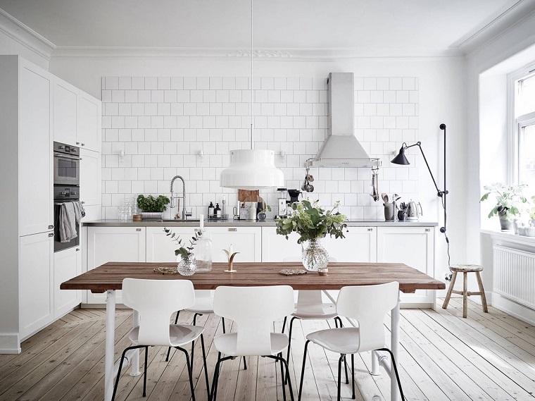 parquet-legno-chiaro-idea-cucina