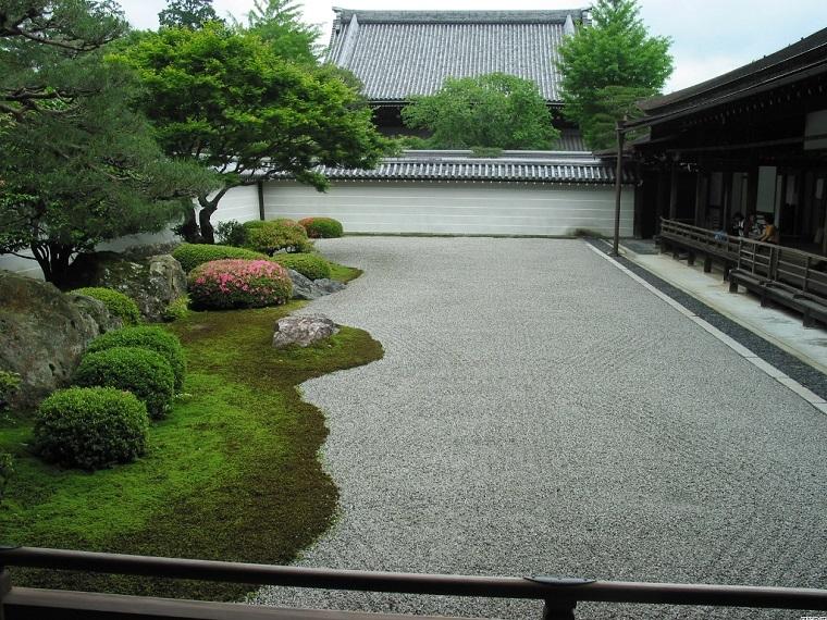 pavimentazione giardino-zen-ghiaia-piccola