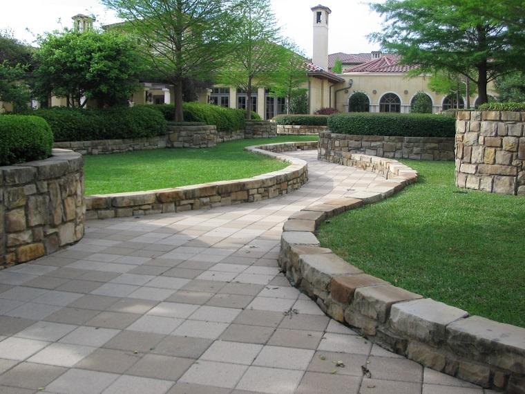 Pavimentazione giardino i diversi materiali per ogni tipo di