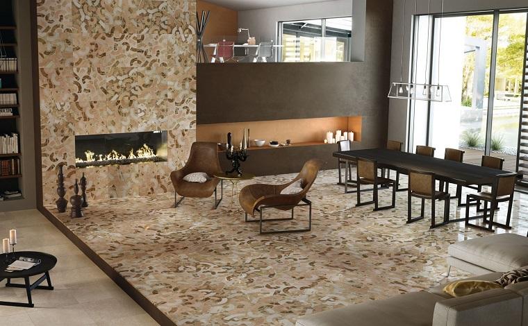 pavimento-in-marmo-soggiorno-camino-set-mobili