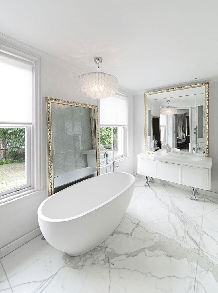 pavimento-marmo-arredo-bagno-stile-classico