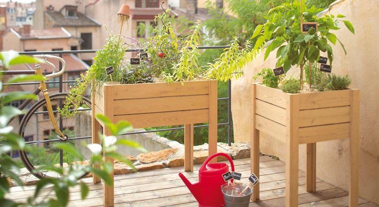 Piante Balcone Est : Piante per balconi tutte le soluzioni un angolo