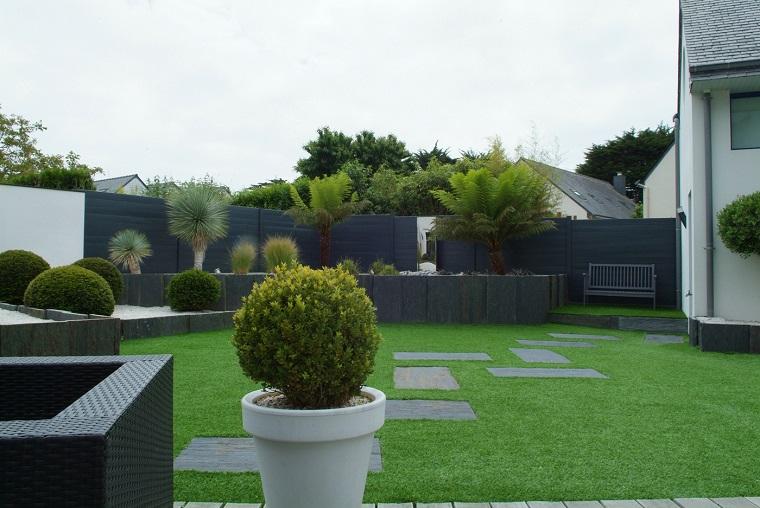 Recinzioni per giardino ecco 20 proposte originali per l for Recinzione legno giardino