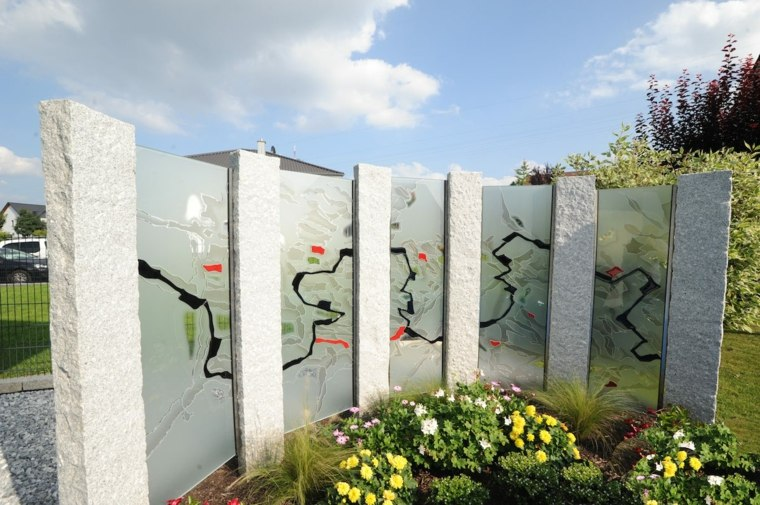Recinzioni per giardino ecco 20 proposte originali per l - Recinzioni privacy giardino ...