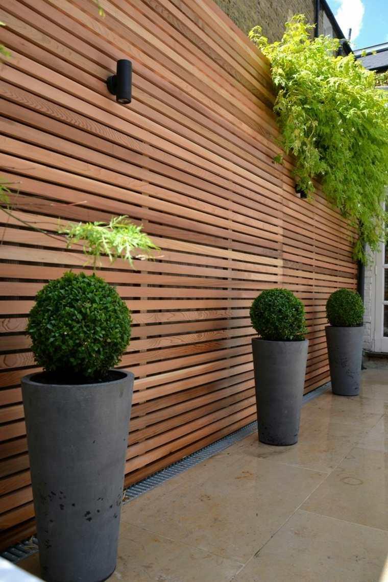Recinzioni Per Case Di Montagna recinzioni per giardino: ecco 20 proposte originali per l