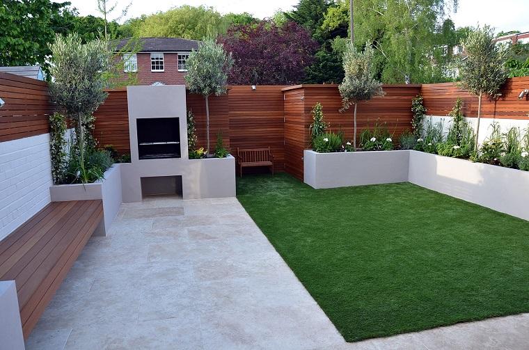 Recinzioni per giardino ecco 20 proposte originali per l - Recinzioni per giardini ...