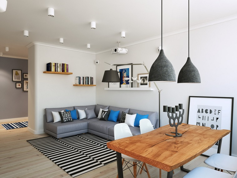 salotto-arredato-decorato-stile-scandinavo