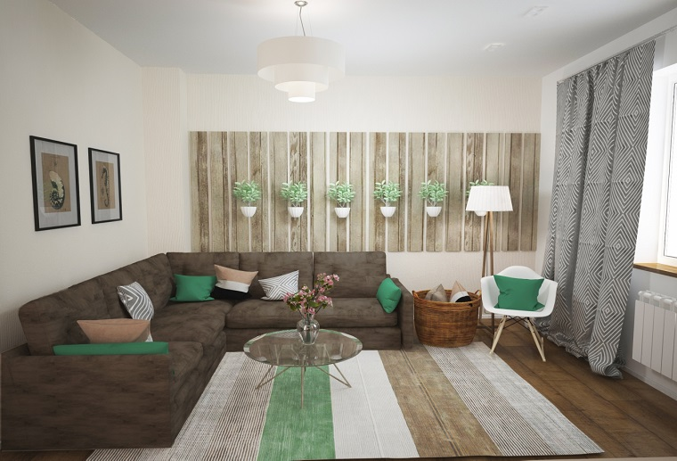 Zona living consigli di arredamento per un ambiente confortevole for Soggiorno arredato