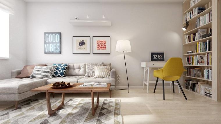 soggiorno-decorato-arredato-stile-scandinavo