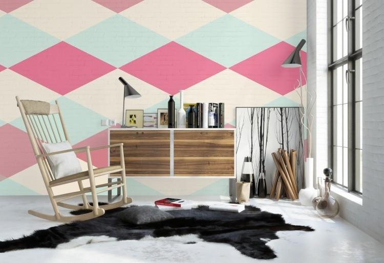 suggerimento-fresco-pratico-originale-parete-colorata-vivace