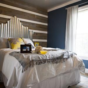 Letto con bancali ecco come dare forma a creazioni sorprendenti - Decorazioni fai da te camera da letto ...
