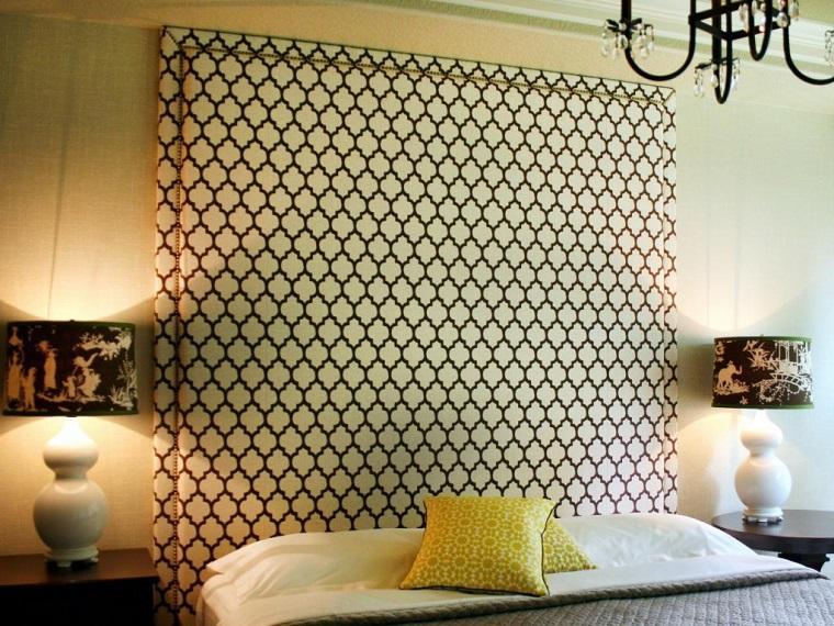testiere-letto-idea-pannello-disegni-geometrici