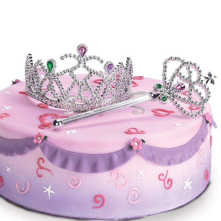 torta-principesse-decorazioni-corona