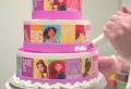 Torte di principesse: 20 idee per un compleanno indimenticabile