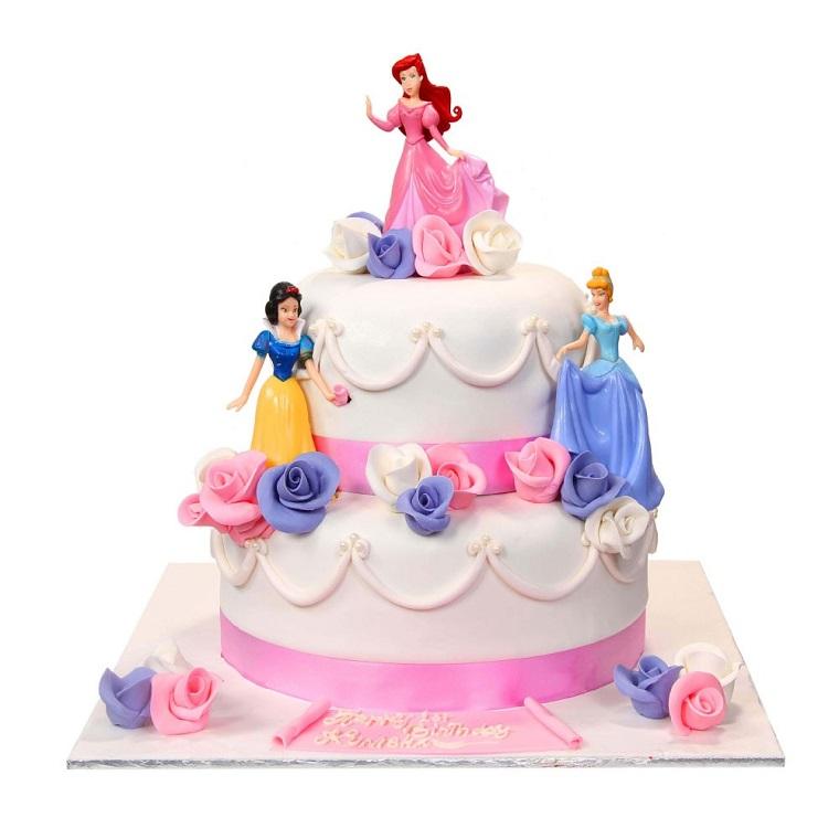 torte-principesse-ariel-cenerentola-biancaneve