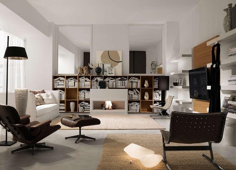 Zona living consigli di arredamento per un ambiente for Arredamento living moderno