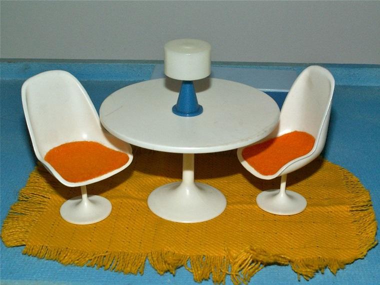 Design anni 70 un tuffo nel passato con atmosfere retr for Sedie design anni 70