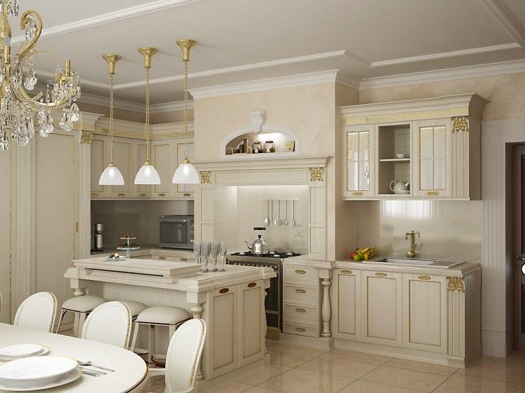 Stile Classico E Soluzioni Darredo Per Ogni Ambiente Della Casa