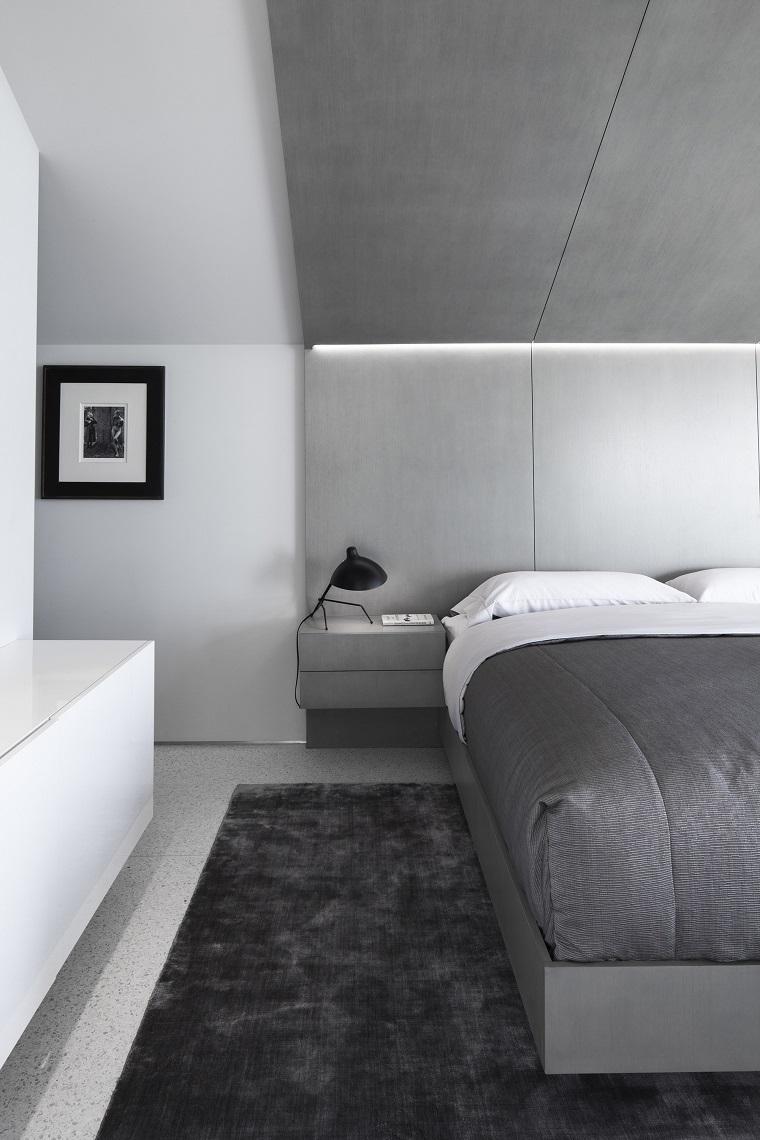 Camera Da Letto Grigia ▷ 1001 + idee per colori camera da letto chiari e scuri