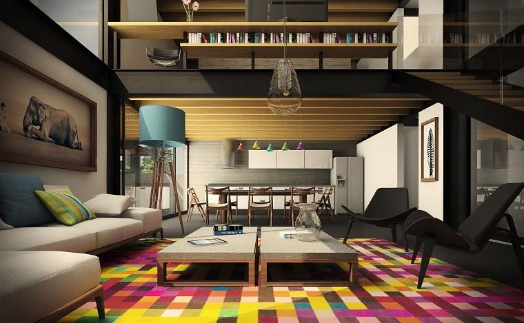 arredamento moderno casa-dettagli-stile-urban