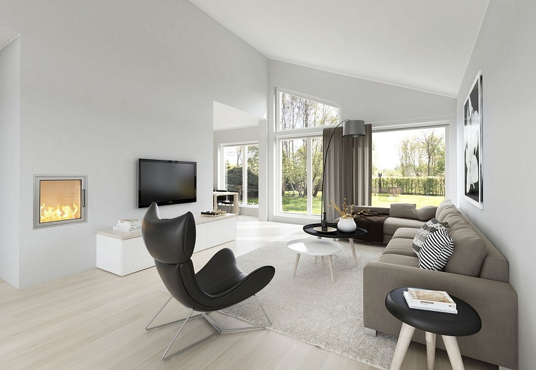 arredamento-soggiorno-design-moderno-camino