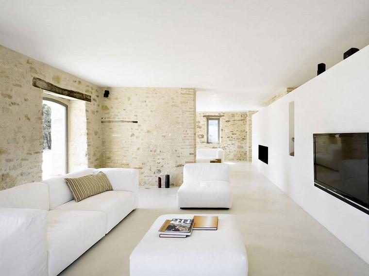 Pareti in pietra 20 idee per cambiare ogni ambiente della casa - La casa della piastrella ...