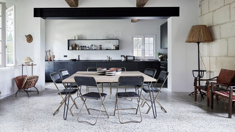 Arredamento stile contemporaneo look moderno per tutta la for Arredamento moderno contemporaneo