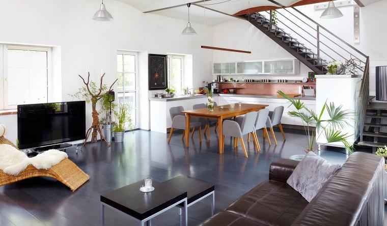 arredare-cucina-moderna-open-space