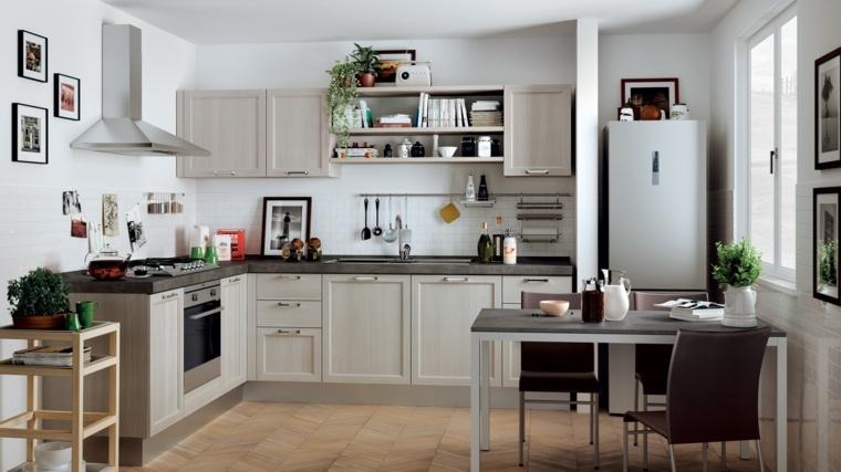 arredare-cucina-stile-country-top-pavimentazione