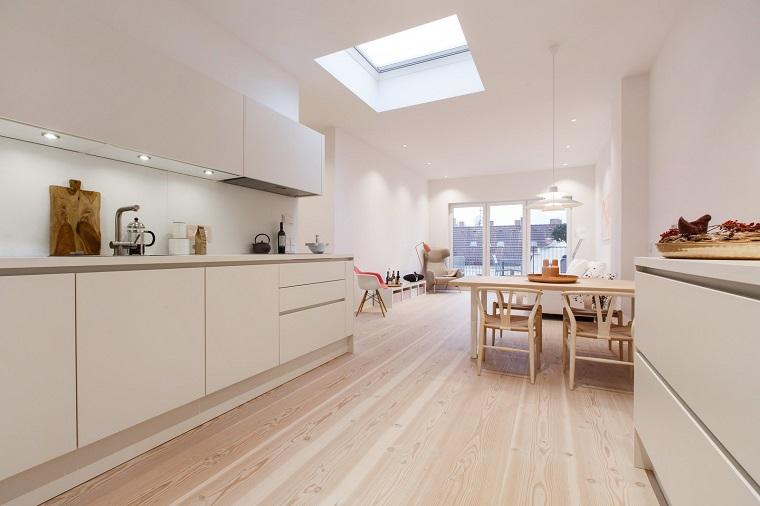 arredare-cucina-stile-moderno-open-space