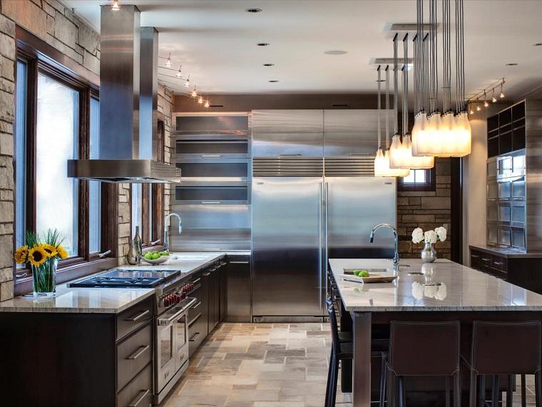 arredare moderno-idea-originale-cucina