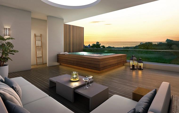 Arredare terrazzo appartamento come allestire un outdoor for Arredare appartamento