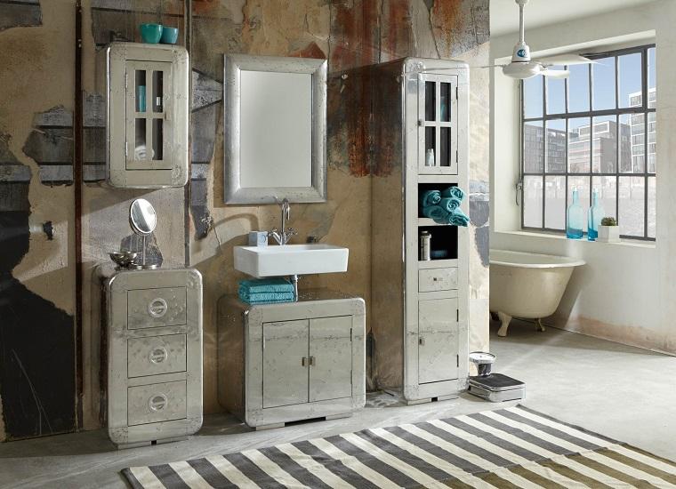 Vasca Da Bagno Retro : Bagno vintage: ritorno al passato attraverso mobili dal design retrò
