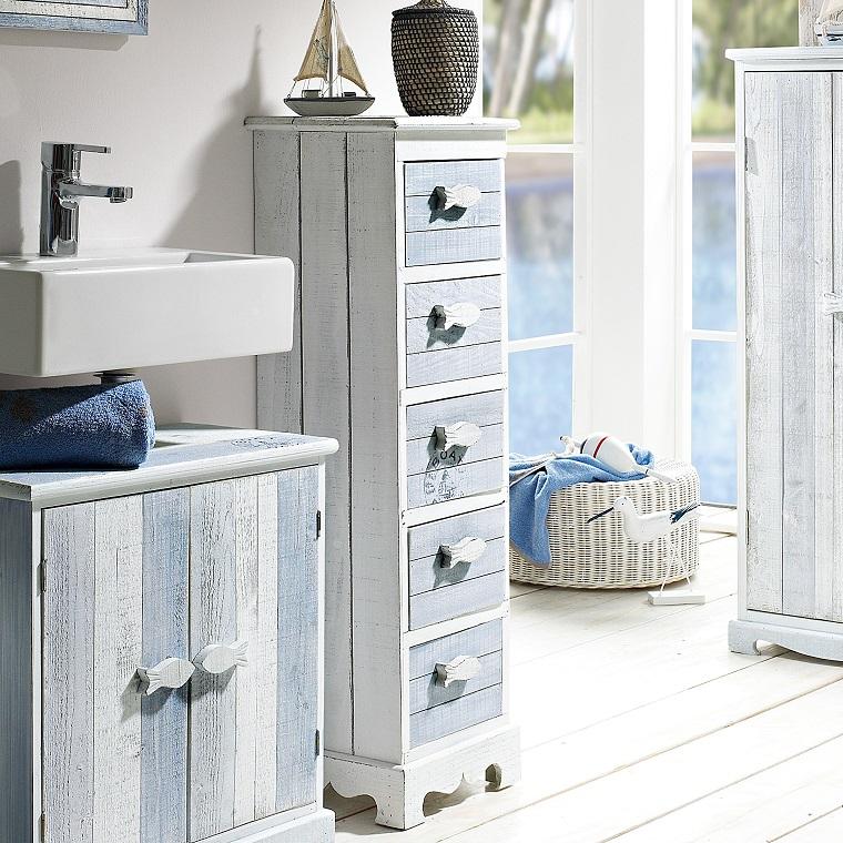 bagno vintage ritorno al passato attraverso mobili dal design retr. Black Bedroom Furniture Sets. Home Design Ideas
