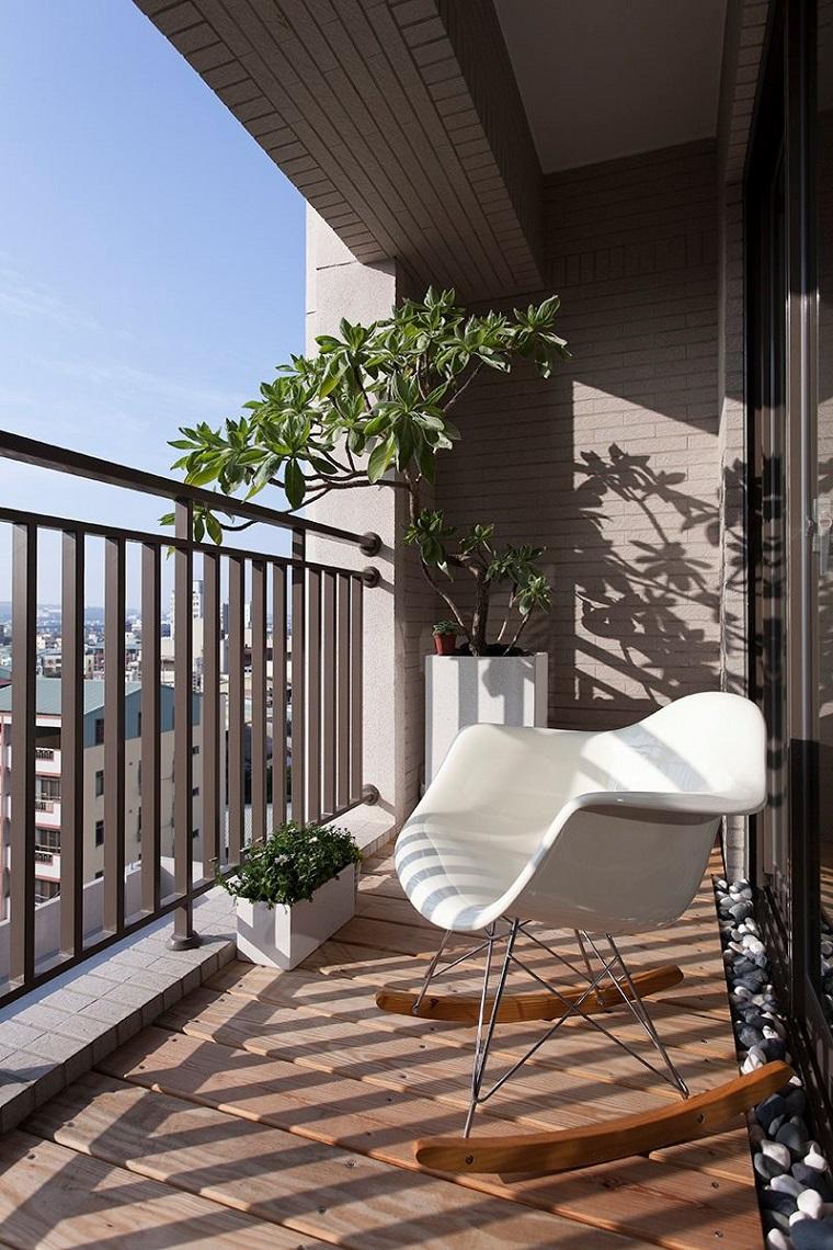arredo terrazzi-ringhiera-ferro-battuto-design