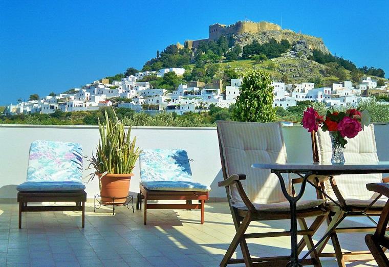 Arredare terrazzo appartamento come allestire un outdoor for Sdraio da terrazzo