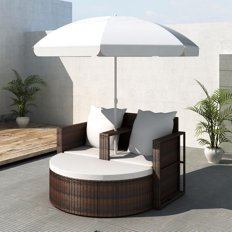 arredo-terrazzo-design-moderno-letto-rattan