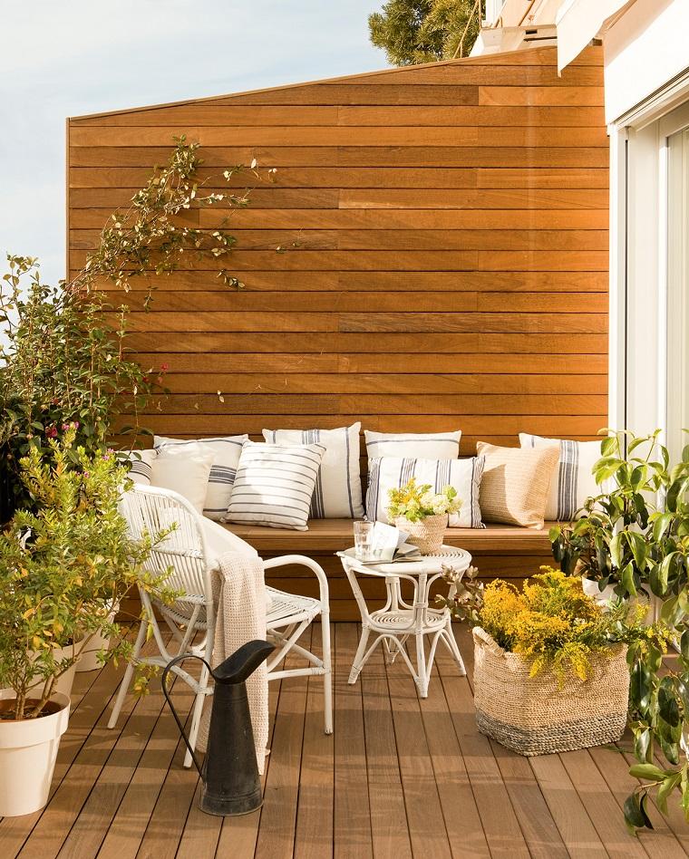 arredo-terrazzo-mobili-legno-ferro-battuto