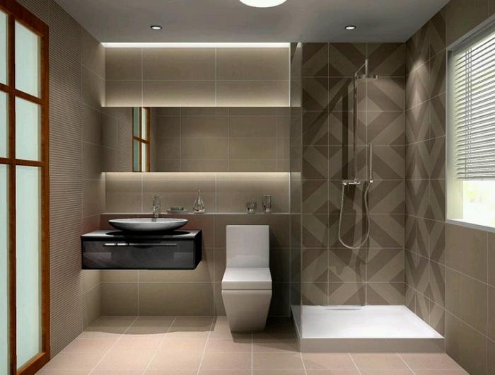 Bagno piccolo moderno: 10 idee salvaspazio di design - Archzine.it