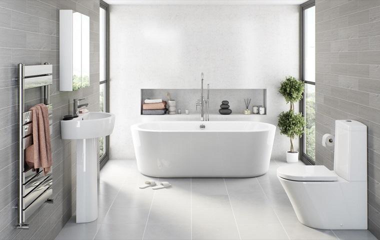 bagno grigio-arredamento-moderno-design