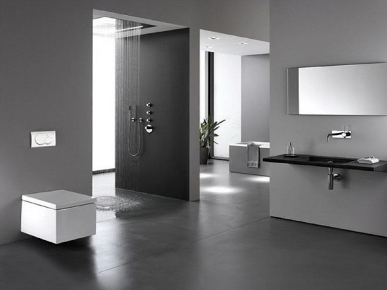 Bagno Con Doccia Aperta : Bagni moderni con doccia lasciatevi ispirare da soluzioni di