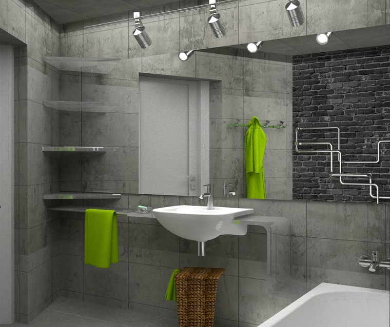 bagno-moderno-grigio-stile-industriale
