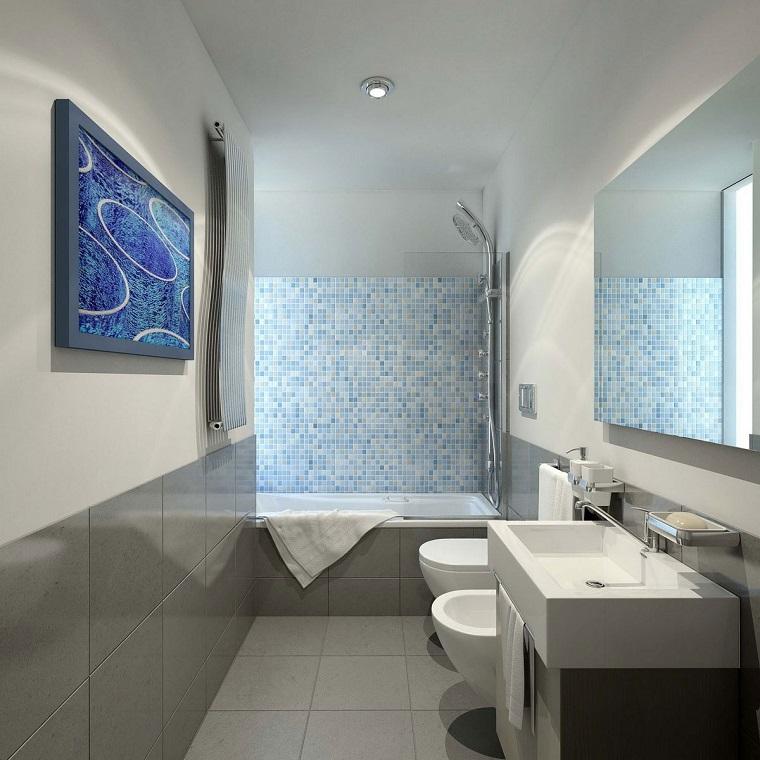 Idee Bagni Moderni Piccoli.Bagno Piccolo Moderno 10 Idee Salvaspazio Di Design