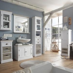 Bagno vintage: ritorno al passato attraverso mobili dal design retrò