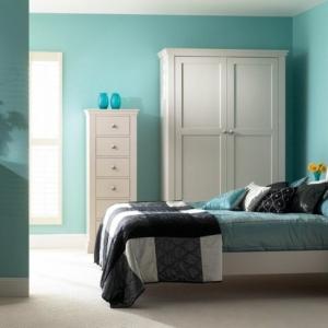 1001 idee come arredare la camera da letto con stile - Camera da letto blu notte ...