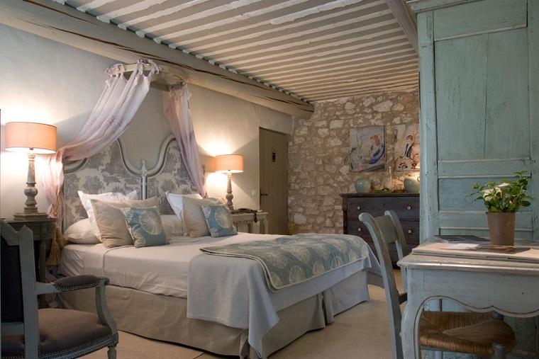 Camera da letto provenzale dieci idee ispirate alla bellezza della natura - Camera da letto in stile ...