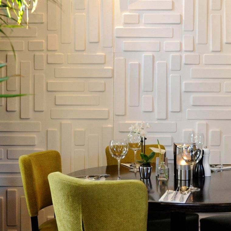 Pannelli decorativi per pareti ecco come cambiare il look - Pannelli da parete decorativi ...