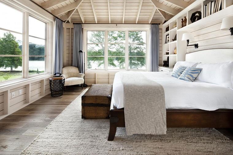 camere-da-letto-country-grandi-finestre